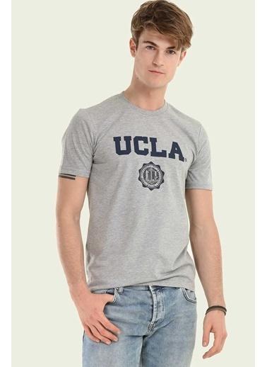 UCLA Tişört Gri